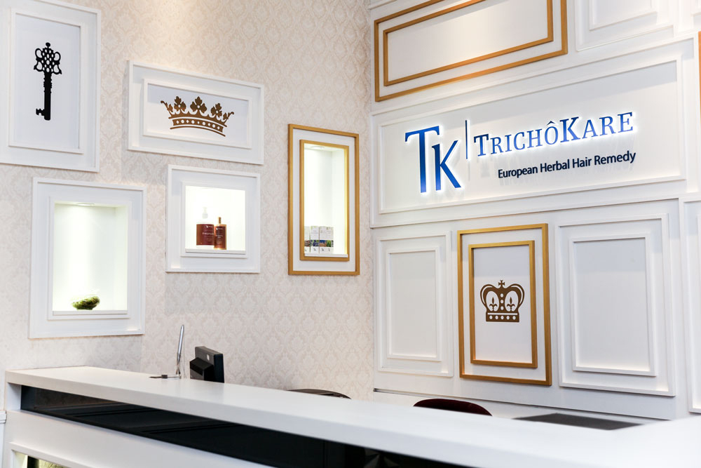 tk trichokare outlet