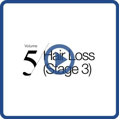 Volume 5 - Hair Loss (Stage 3)